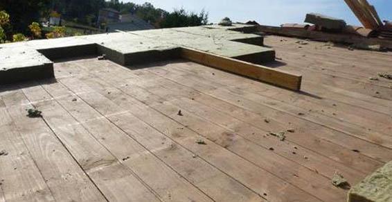 Isolation en sur-toiture - Ambassade du toit