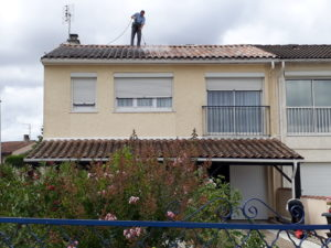 Nettoyage toiture Eysines - Ambassade du toit