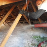 Souffla laine minérale blanche non irritante - Ambassade du toit