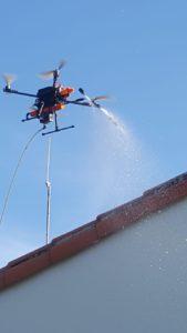 devis toiture Bordeaux pour nettoyage toiture Bordeaux avec un drone ou pour tous travaux toiture Bordeaux